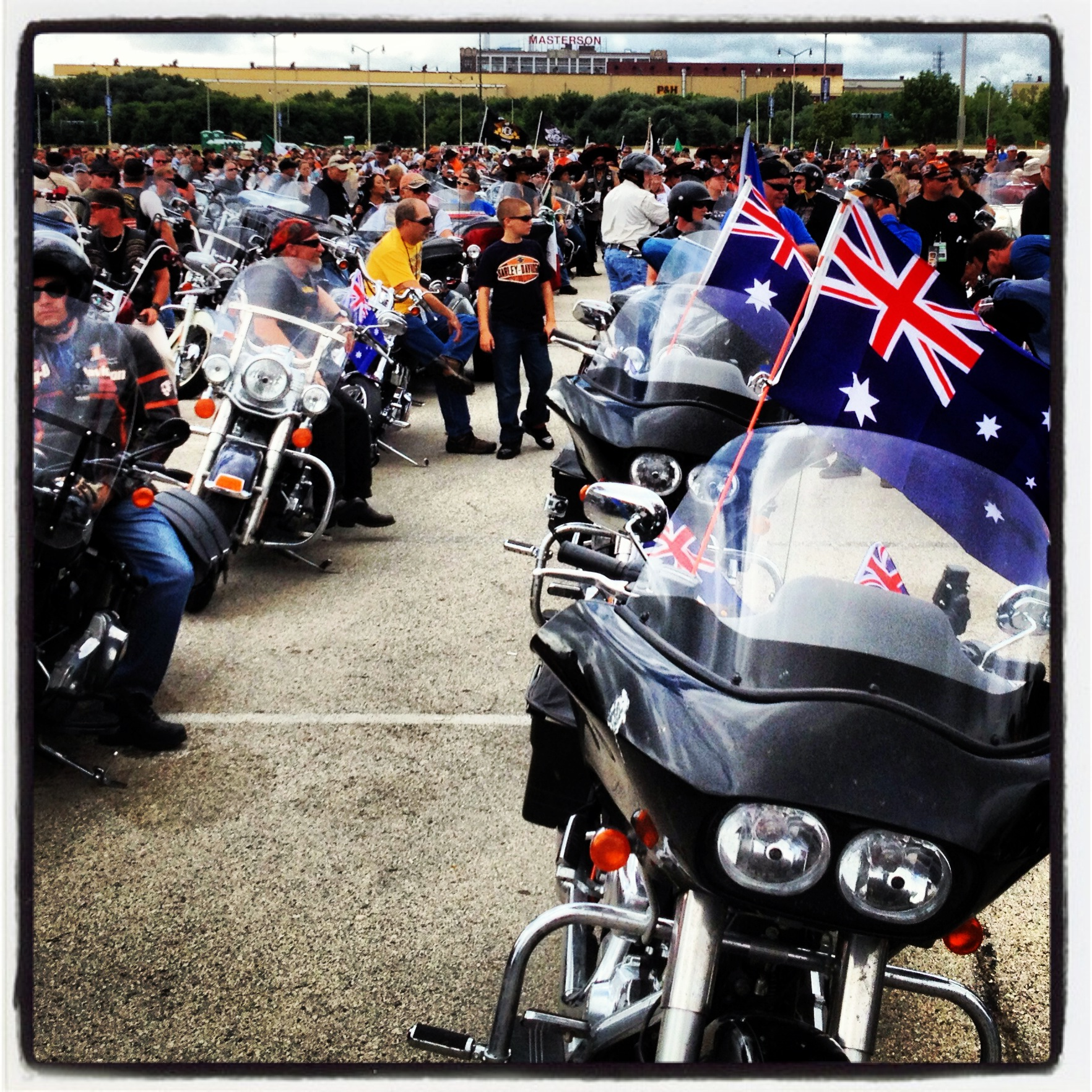 Harley-Davidson 120th Anniversary Tour